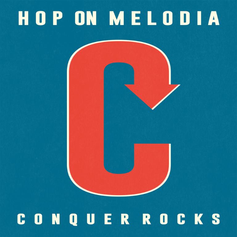 Conquer Rocks [ Hop On Melodia ]  Tsukinowa Records(jp)