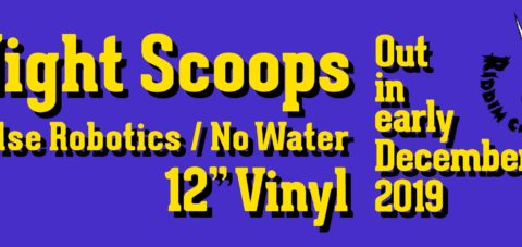 Night Scoops – False Robotics / No Water (Riddim Chango) 12″