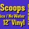 "Night Scoops - False Robotics / No Water (Riddim Chango) 12"""