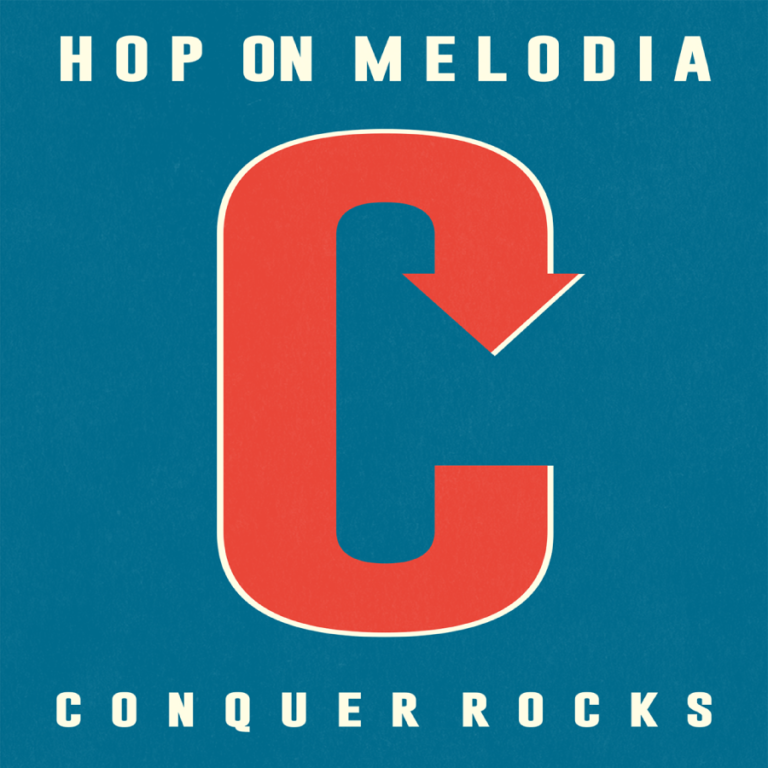 Conquer Rocks [ Hop On Melodia ]  Tsukinowa Records(jp)