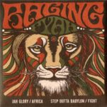 Raging Fyah [ Two 7inch Set Vol.2 (Jah Glory / Africa / Step Outta Babylon / Fight) ]
