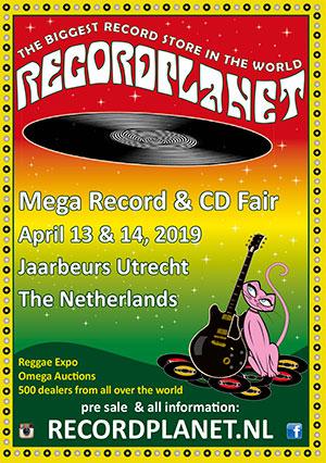 Recoprdplanet @Utrecht Netherland 12th-14th