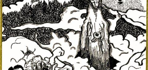 妖怪博士の晩酌 01 仏の幽霊 Buddha of Ghost