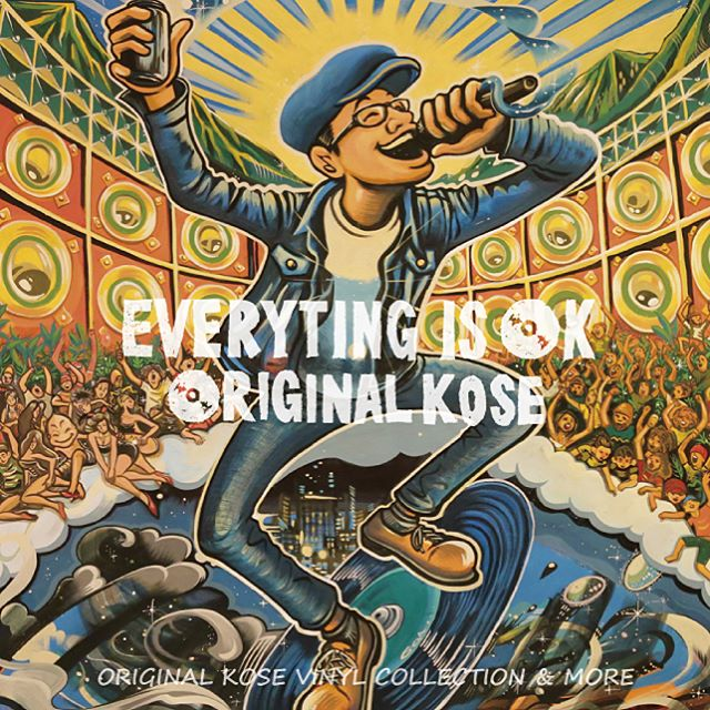 オリジナル・コーセーOriginal Kose  – EVERYTING IS OK|EVERYTING IS OK OKLP-001