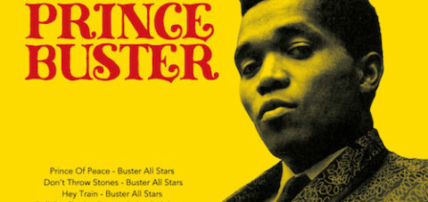 【Zipang Wax】Roll On Charles Street  – V.A. Prince Buster Ska Selection |Rock A Shacka  RSPBLP-001