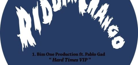 【Zipang Wax】Hard Times VIP (feat. Pablo Gad) – Bim One Production ‎| Riddim Chango ‎ RCEP-002