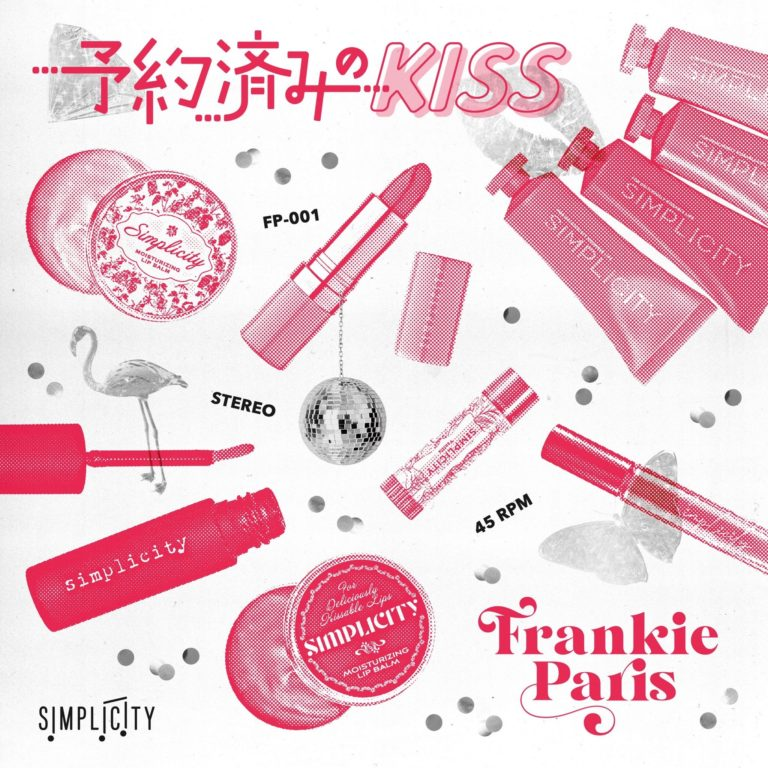 【Zipang Wax】予約済みのKISS / Dub – Frankie Paris  /  Dub Kazman|Simplicity FP-001
