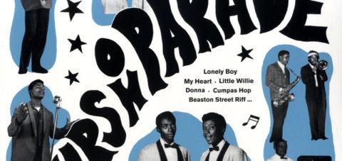 【Zipang Wax】Stars On Parade – V.A. |Coxsone / Rock A Shack RCSPLP-001