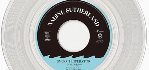 【Zipang Wax】Smooth Operator / Version – Nadine Sutherland / Dean Fraser|Vortex Records VR-04