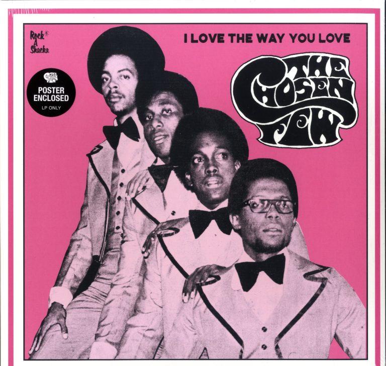 【Zipang Wax】I Love The Way You Love – Chosen Few Rock A Shacka RSLP-001