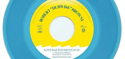 "【Zipang Wax】Love Has Found Its Way Guitar Inst Version – Robert ""Dubwise"" Browne|Vortex VR-06"